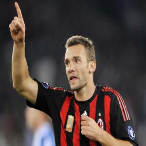 Calciomercato Milan nuovo shevchenko