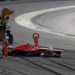 Incidente alla Marussia di Jules Bianchi