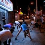 correre insieme running crew sport stile di vita