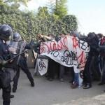 cortei regole polizia manifestanti area rispetto