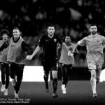 I giocatori della Roma