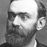 Alfred Nobel cinventore del premio Nobel