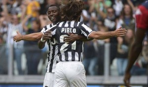Pirlo della Juventus