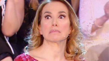 Barbara D'Urso e l'imitazione di Valeria Graci