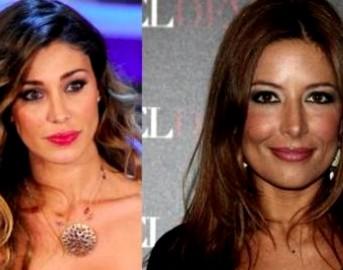 Belén Rodriguez e la magrezza: Selvaggia Lucarelli la demolisce su Facebook e ce n'è pure per Cecilia