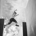 Berlino monumento all'olocausto fotografia di Valerio Bellone