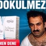 terrorista al qaeda pubblicità depilazione peloso epila