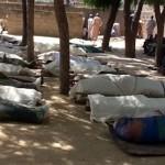 nigeria finto studente esplodere scuola attentato morti