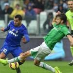 Tevez della Juventus