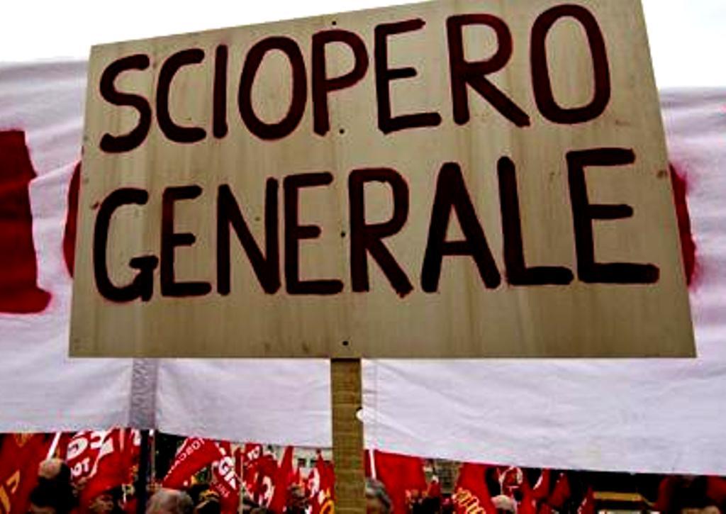 sciopero 12 dicembre poste italiane