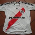 DIvisa del River Plate con logo