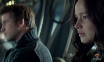 Lawrence in Hunger Games