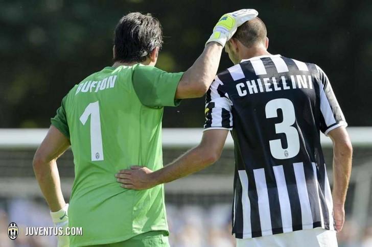 Buffon della Juventus