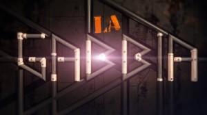 La Gabbia logo su La7