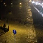 Alluvione Chiavari è un disastro città allagata
