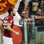Mattia Destro della Roma