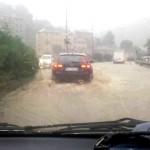 Maltempo a Genova esonda torrente Cerusa