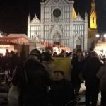 Mercato di Natale Firenze pagina Facebook