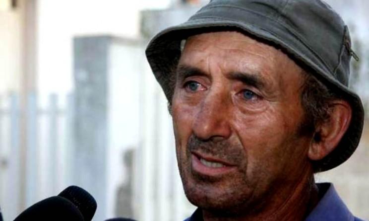 Michele Misseri aggredisce giornalisti Rai