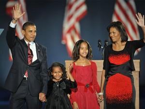 Obama vinse le elezioni presidenziali per la prima volta il 4 novembre 2008