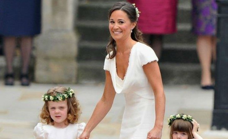Kate Middleton, sorella Pippa: