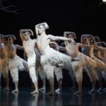 Balletto Snaw Lake di M.Bourne all'Arcimboldi di Milano