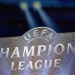 Champions League calendario date