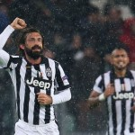 Juventus-Olympiacos partita di Champions
