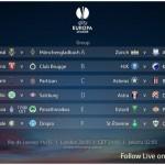 UEFA Europa League Torino-Bruges