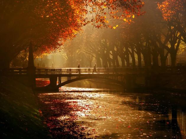 autunno ponte