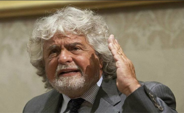 Beppe Grillo Restitution Day Firenze