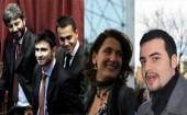 Roberto Fico, Alessandro Di Battista, Luigi Di Maio, Carla Ruocco e Carlo Sibilia