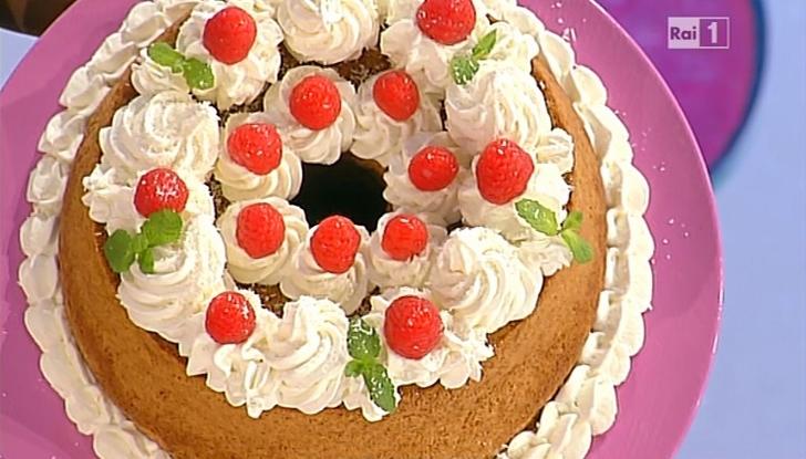 Ricette dolci dopo il tigg la chiffon cake al cocco di for Dolci romani