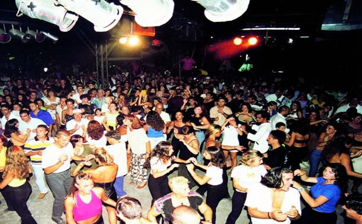 rissa discoteca