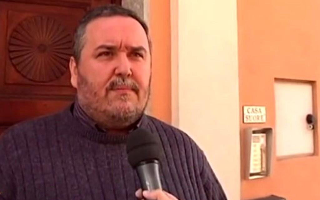 don Roberto parroco di Costigliole a Domenica Live