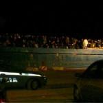 migranti soccorsi ad Augusta