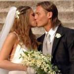 12 anni di matrimonio tra ILary Blasi e Totti