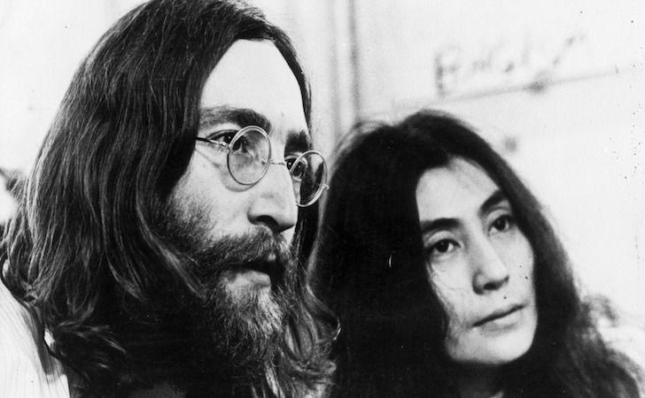 #imagine john lennon yoko ono david guetta unicef