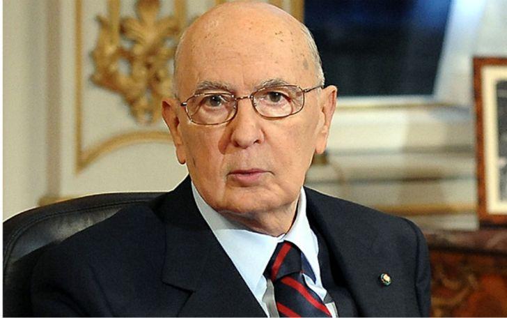 Giorgio Napolitano malore