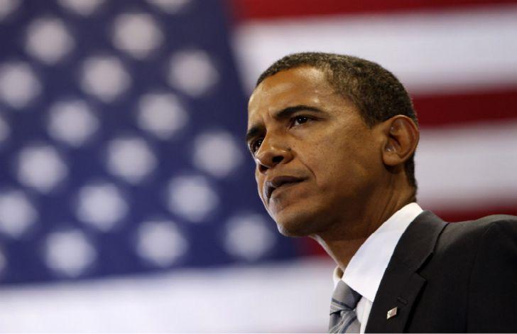 Barak Obama vinse le elezioni per la prima volta il 4 novembre 2008