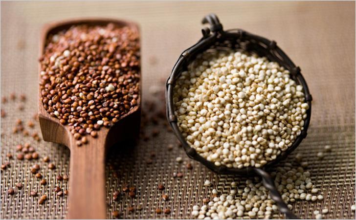 come cucinare quinoa proprietà ricette