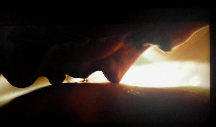 50 sfumature di grigio film: la scena del cubetto di ghiaccio nell ...