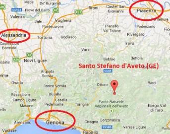 Terremoto oggi nord Italia: scossa magnitudo 3.8 tra Liguria ed Emilia