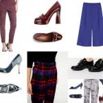 Moda 2015 come abbinare i pantaloni alle scarpe