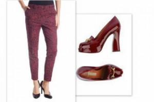 come abbinare le giuste scarpe ai pantaloni tendenze moda 2015