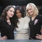 Kim Kardashian in 2 Broke Girls