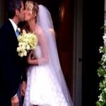 Alessia Marcuzzi nozze a sorpresa