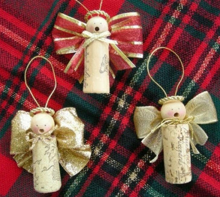 Foto Angioletti Di Natale.Decorazioni Natale 2014 Fai Da Te E Low Cost Come