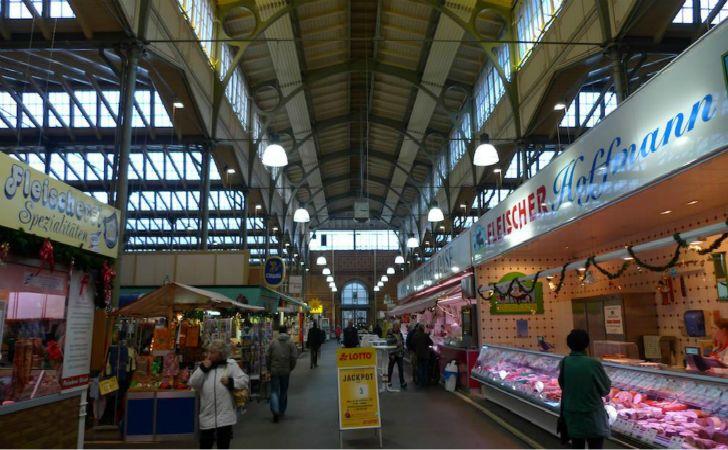 Berlino-markthall