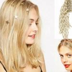 Acconciature accessori trendy capelli Natale 2014